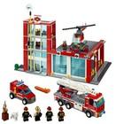 Детская игрушка Lego City Пожарное депо (60004)