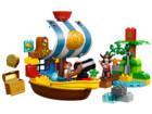 Детская игрушка Lego Duplo Пиратский корабль Джейка (10514)