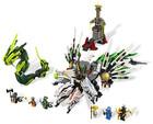 Детская игрушка Lego Ninjago Битва драконов (9450)