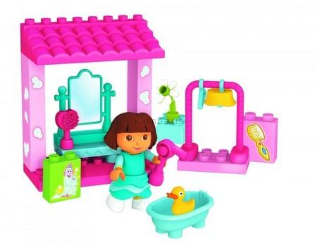 Детская игрушка MEGA Bloks Дора, В ванной