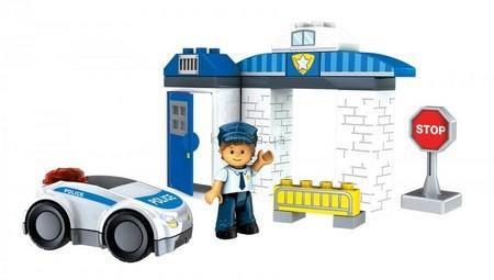 Детская игрушка MEGA Bloks Город, Полиция