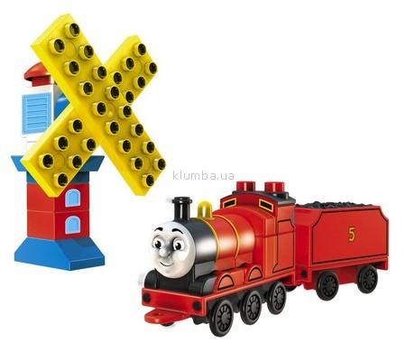 Детская игрушка MEGA Bloks Томас и друзья, Путешествие Джеймса 3 в 1