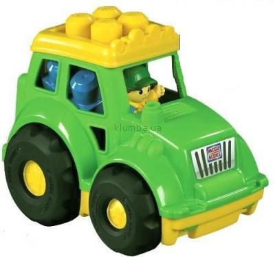 Детская игрушка MEGA Bloks Транспорт, Трактор