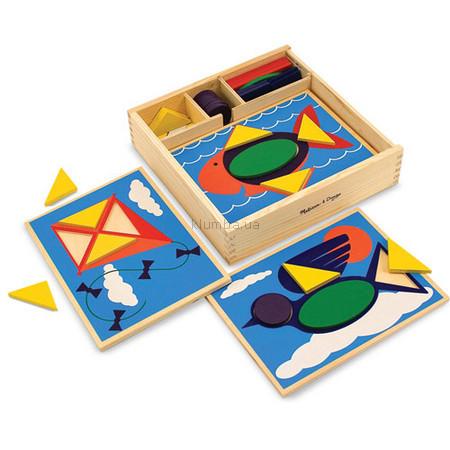 Детская игрушка Melissa&Doug Мозаика  Первая