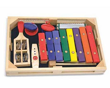 Детская игрушка Melissa&Doug Набор начинающего музыканта