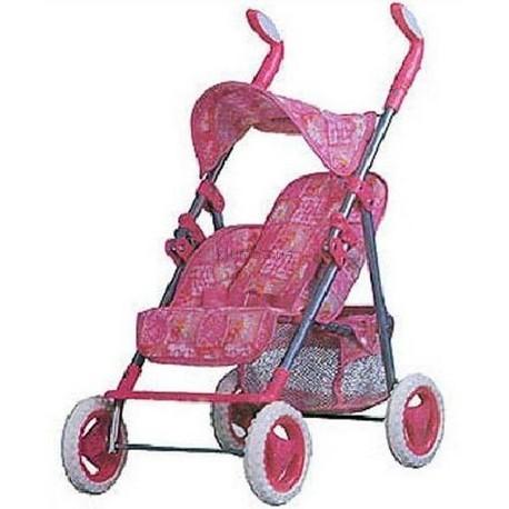 Детская игрушка Melogo Прогулочная коляска для куклы (9351)