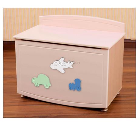 Детская игрушка MyBaby Ящик для игрушек Journey