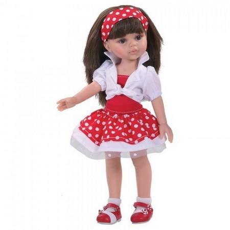 Детская игрушка Paola Reina Кэрол в красном