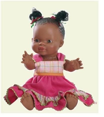 Детская игрушка Paola Reina Малышка мулатка