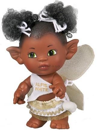 Детская игрушка Paola Reina Пупс  Эльф белый