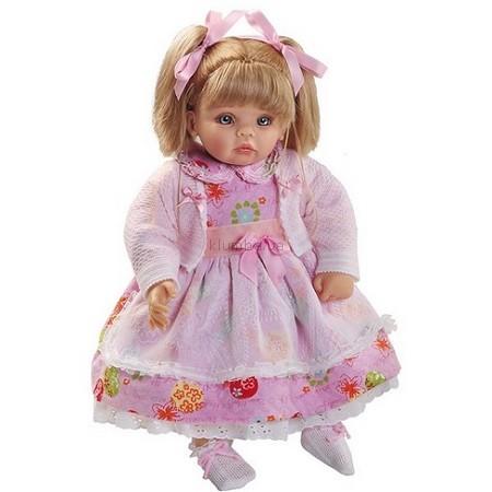 Детская игрушка Paola Reina Роки в нежно розовом