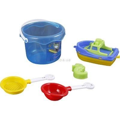 Детская игрушка Pilsan Песочный набор (5 предметов)