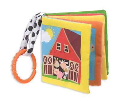 Детская игрушка Playgro Книжка на подвеске Друзья