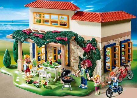 Детская игрушка Playmobil Летний домик