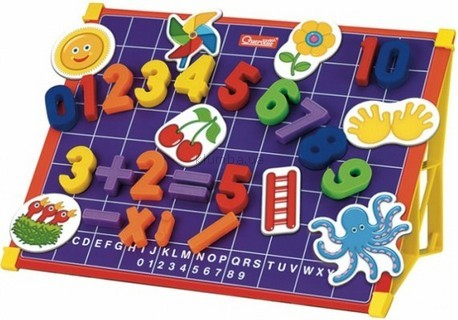 Детская игрушка Quercetti Магнитная арифметика