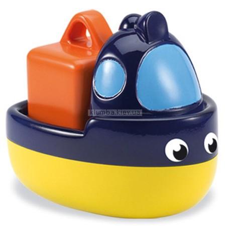 Детская игрушка Smoby Мини-лодка Vroom Planet
