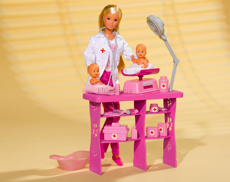 Детская игрушка Steffi Love Штеффи  Детский Доктор