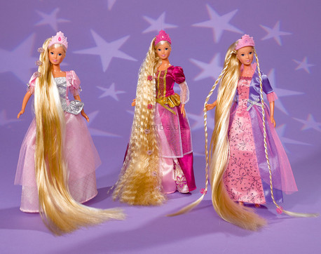Детская игрушка Steffi Love Принцесса Рапунцель