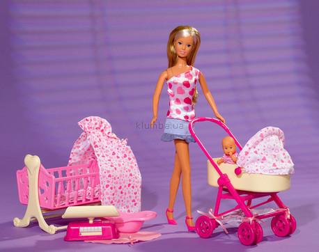 Детская игрушка Steffi Love Штеффи с новорожденным