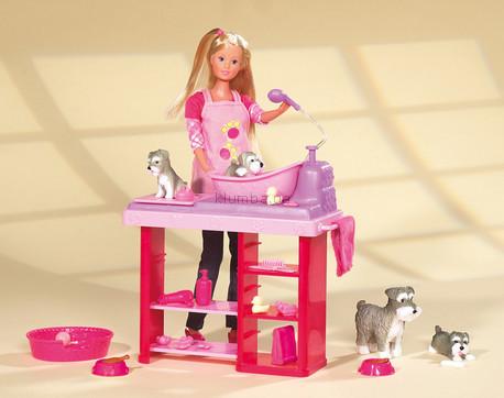 Детская игрушка Steffi Love Штеффи Салон красоты для животных