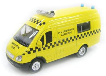 Детская игрушка Технопарк Автомодель Газель Маршрутное такси
