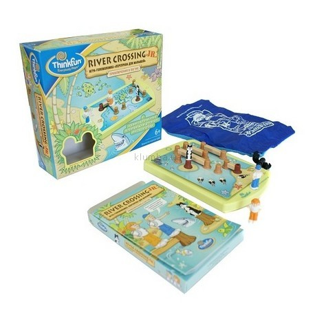 Детская игрушка ThinkFun Переправа для малышей