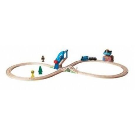 Детская игрушка Tomy Большой набор с подъемным мостом