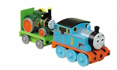 Детская игрушка Tomy Паровозик с прицепом