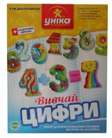 Детская игрушка Уника Изучай цифры