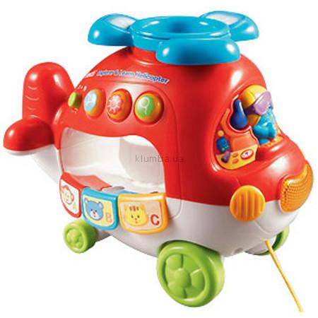 Детская игрушка VTech Обучающий вертолет-каталка