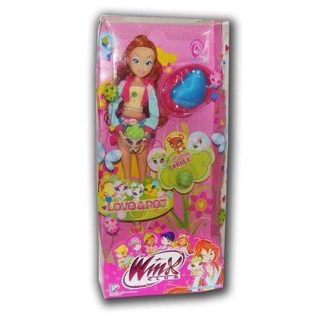 Детская игрушка WinX  Блум, Минигород