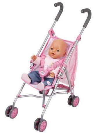 Детская игрушка Zapf Creation Коляска для куклы прогулочная, складная, Беби Борн (Baby Born)