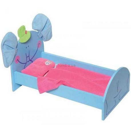 Детская игрушка Zapf Creation Кроватка для куклы Шу-Шу (Chou-Chou)