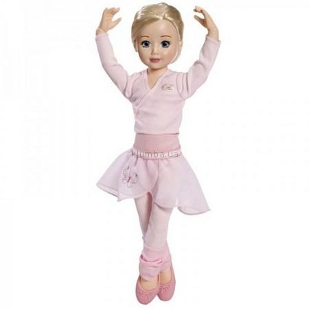Детская игрушка Zapf Creation Кукла 2 в 1 Jolina Ballerina
