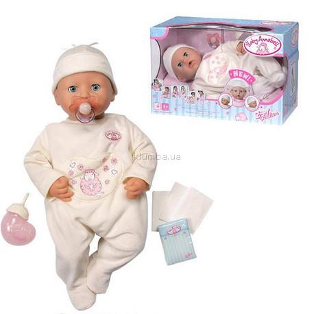 Детская игрушка Zapf Creation Кукла-девочка, Baby Annabell (Baby Annabell)