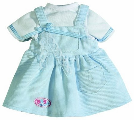 Детская игрушка Zapf Creation Набор одежды, Беби Борн (Baby Born)