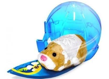 Детская игрушка Zhu Zhu Pets Комнатка для сна и доска для серфинга