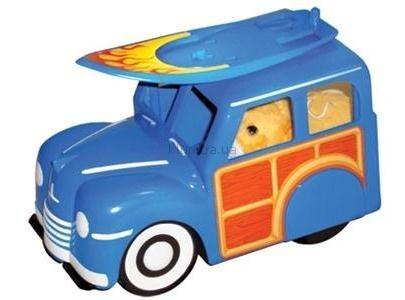 Детская игрушка Zhu Zhu Pets Машина и доска для серфинга