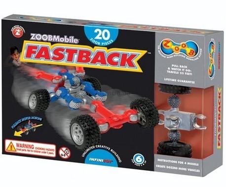 Детская игрушка Zoob Fastback