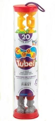 Детская игрушка Zoob Tube Classic Colors