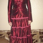 Костюм: пиджак, корсет и юбка р.44 (наш)