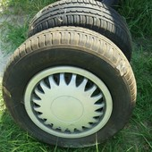 Колеса диски и летние шины Белшина ArtMotion 175/70 R13 82T