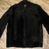 Шикарная куртка-дубленка Gaochen italy из натурального меха пони.