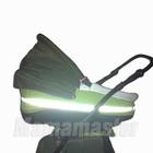 Светоотражающая лента для коляски переносная