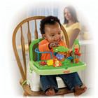 Новые в наличии стульчик - бустер джунгли и африка Fisher-Price, США, дешево