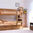 Двухъярусная кровать Карина+ящики от производителя 2650 грн!