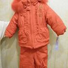 НОВЫЙ Зимний комбинезон (полукомбез+курточка) фирмы