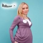 Туника 2 в 1 для беременых и кормящих мам