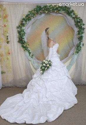 Свадебное платье франция фото №1
