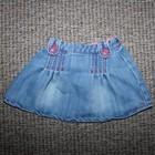 Джинсовая юбка Mothercare на 6 -12 мес
